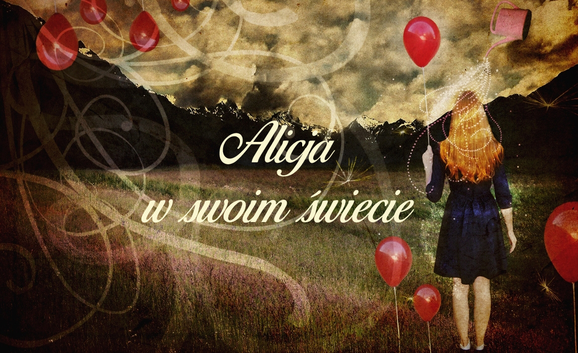 Alicja w swoim świecie